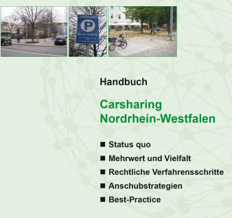 Cover Handbuch Carsharing NRW